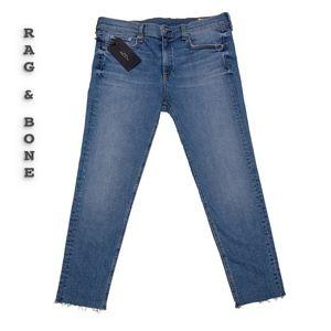 Rag & Bone Ultra Crop Levee Size 32